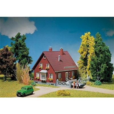 Modélisme HO : Maison en briques - Faller-130216