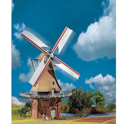 Modélisme HO : Moulin à vent - Faller-130383
