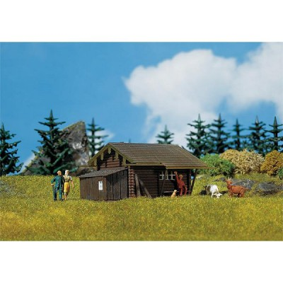 Modélisme HO : Cabane forestière - Faller-130293