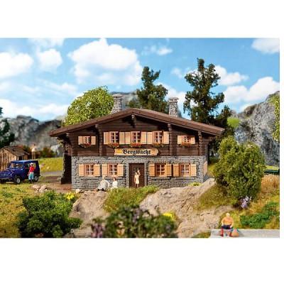 Modélisme HO : Hutte de secourisme alpin - Faller-130326