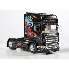 Maquette Camion: Scania R730 Scania R730