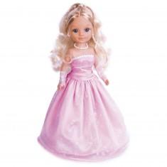 Poupée 43 cm : Nancy Princesse de Noël