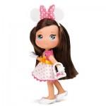 Poupée I Love Minnie : Tenue rose
