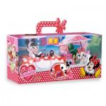 Poupée I Love Minnie avec accessoires : La voiture pique-nique
