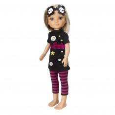 Poupée Nancy 43 cm : Pyjama fantastique :  Papillon