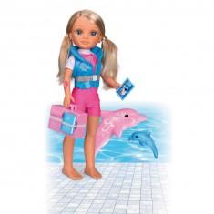 Poupée Nancy et les dauphins