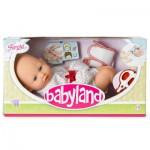 Poupon Nouveau-Né BabyLand : Fille