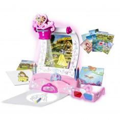 Projecteur Princesse Disney 3D
