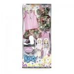 Vêtements pour poupée Nancy : Tenue Armée et Tenue Rose