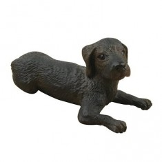 Figurine Chien: Labrador bébé