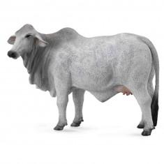 Figurine : Animaux de la ferme : Vache Brahmane