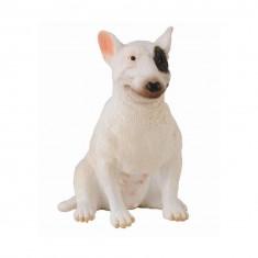 Figurine Chien : Bull Terrier femelle