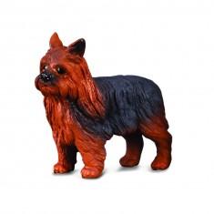 Figurine Chien : Yorkshire Terrier