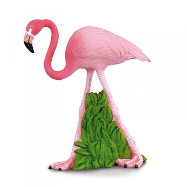 figurine flamant rose jeux et jouets figurines collecta. Black Bedroom Furniture Sets. Home Design Ideas