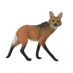 Figurine Loup à crinière