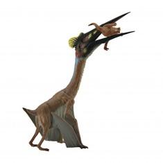 Figurine Quetzalcoatlus avec Proie