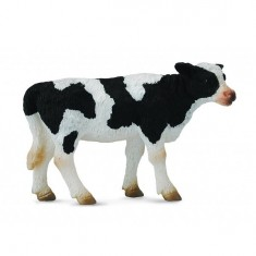 Figurine vache Frison : Veau