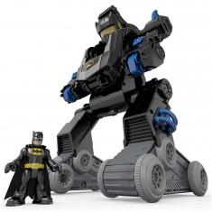 Batbot transformable radiocommandé DC Super Friends