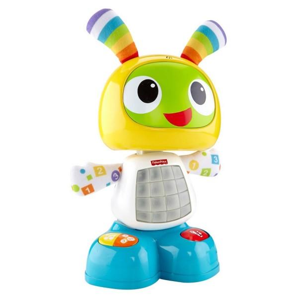 bebo le robot jeux et jouets fisher price avenue des jeux. Black Bedroom Furniture Sets. Home Design Ideas