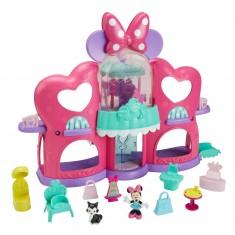Coffret Minnie avec figurine : Shopping de rêve