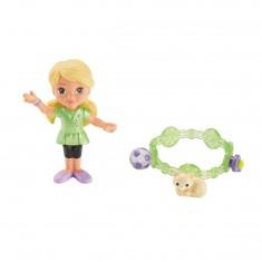 Figurine Dora and Friends : Alana Aventure Magique et charms