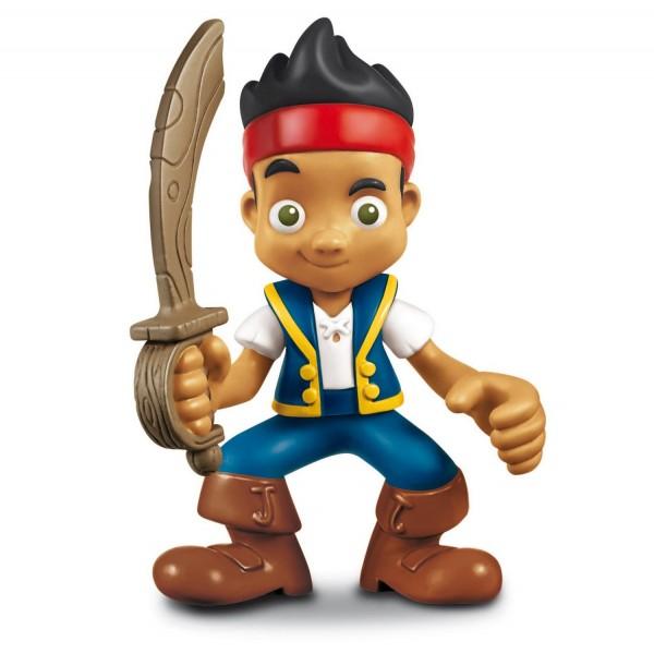 Figurine jake et les pirates du pays imaginaire jake - Jeux de jack et les pirates ...