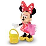 Figurine Minnie et ses vêtements : Jardin en fleurs