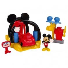 La station-service de Mickey