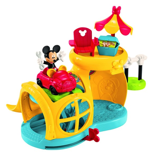 Le garage de Mickey - Fisher-Price-BJP19