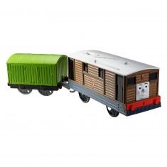 Locomotive de luxe motorisée Thomas et ses amis : Toby