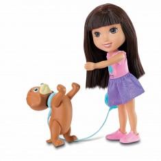 Poupée Dora and Friends : Dora et son chien savant