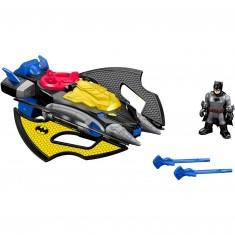 Véhicule Batman Imaginext DC Super Friends : Batwing