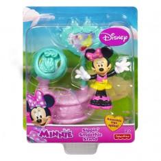 Figurine Minnie et ses amies : Le bar à Smoothies