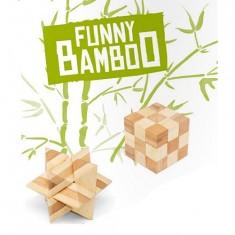 Casse-tête en bois : Funny Bamboo