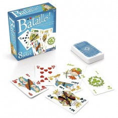 Jeu de cartes Batailles !!!