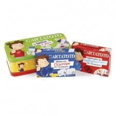 Jeu de cartes Cartatoto : Ma boîte à jeux : Primaire