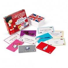 Jeu de cartes Cartatoto : Anglais 1 : Le quotidien