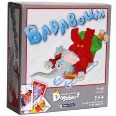 Jeu de cartes Dagobert : Badaboum