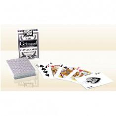 Jeu de poker Grimaud Poker 516 : Bleu