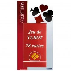 Jeu de Tarot compétition 78 cartes
