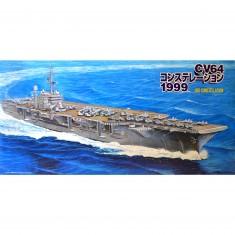 Maquette bateau : Porte-avions USS Constellation CV-64