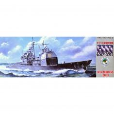 Maquette bateau : USS Cowpens CG63