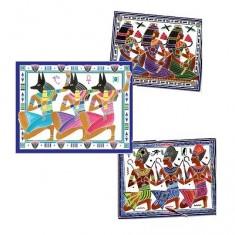 Recharge Aquarellum Isis, Anubis, Ramsès