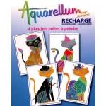 Recharge Aquarellum Junior Chats