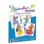 Recharge Aquarellum Junior Danseuses