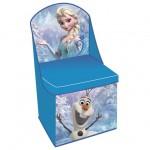Chaise de rangement La Reine des Neiges (Frozen)