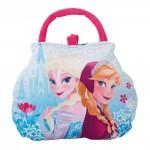 Coussin sac Disney : La Reine des Neiges (Frozen)