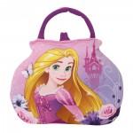 Coussin sac Disney : Raiponce