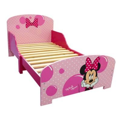 lit avec lattes minnie petit mod le fun house magasin de jouets pour enfants. Black Bedroom Furniture Sets. Home Design Ideas