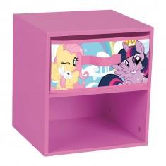 Table de chevet avec tiroir My Little Pony